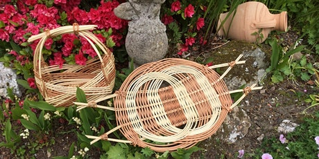 Willow 'Zaro' platter and basket workshop at Trevince tickets