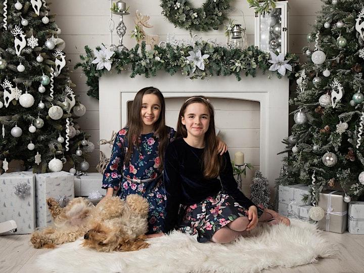 Pure Purple Christmas Photoshoot 2020 image