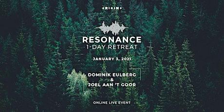 Resonance 1-Day Retreat (online edition) tickets