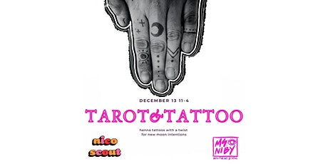 Tarot & Tattoo tickets