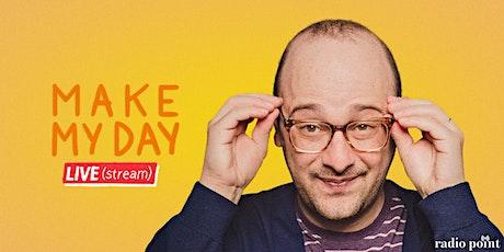 Make My Day Live (stream) with Josh Gondelman tickets