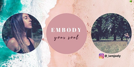 Embody Your Soul - The November Circle tickets