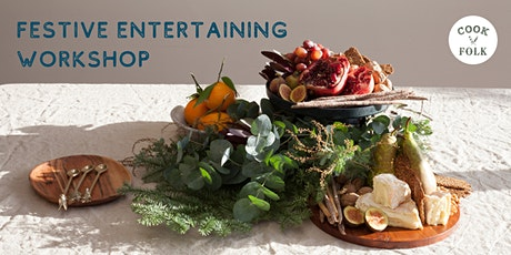 Festive Cooking Workshop tickets