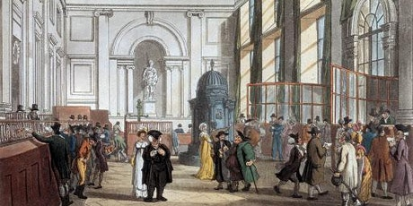 SALON NO.81  London Money: The Rich History of  Capital - in the Capital tickets