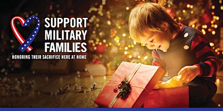 Jacksonville Military Spouse & Littlest Heroes Christmas Care Packages tickets