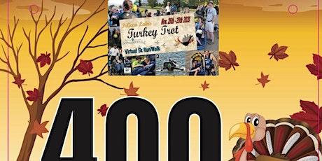 2020 Pelican Lakes Turkey Trot Virtual 5k Run/Walk tickets