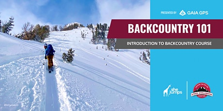 UT SheJumps Backcountry 101: Powder Mountain tickets