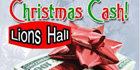 Christmas Cash tickets