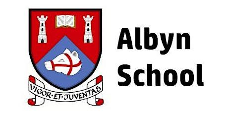 Albyn School U1 Table Tennis tickets