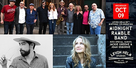 Midnight Ramble Band with special guests Jackie Greene & Joan Osborne tickets