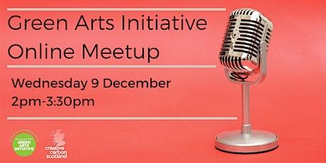 Green Arts Initiative December Meetup tickets