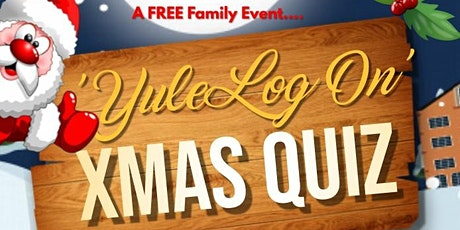 Heart of Pitsea 'Yule Log On' Xmas Quiz tickets