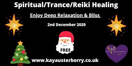Free Spiritual/Reiki/Trance Healing tickets