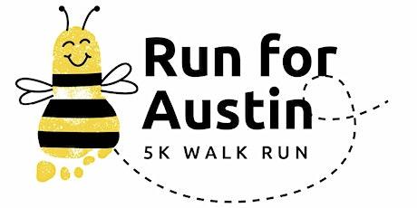 Run for Austin tickets