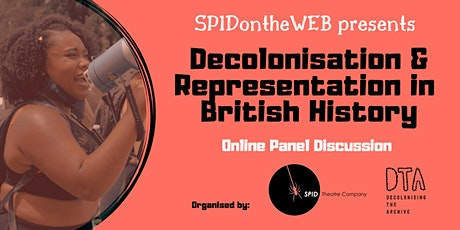 Decolonisation and Representation in British History: Panel Discussion tickets