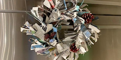 The Holly and the Ivy (Waste-Free-Festivities) - Wonderful Wreaths tickets