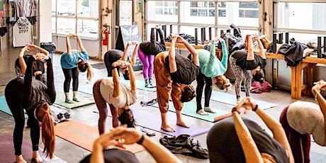 B.Y.O.M Yoga tickets