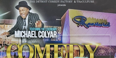 COMEDY ON THE RIVER @ THE ROOSTERTAIL  tickets