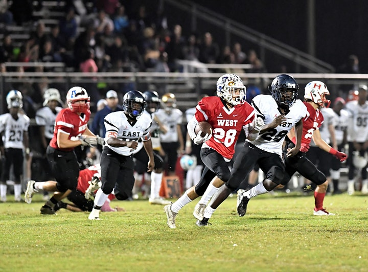 Pasco County All-Star Football Game image