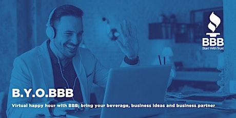 BYOBBB - Virtual Happy Hour tickets