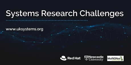Systems Research Challenges virtual workshop 2020 tickets