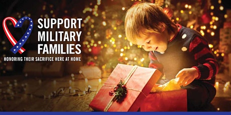 Charleston Military Spouse & Littlest Heroes Christmas Care Packages tickets
