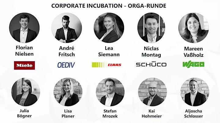 11. Corporate Incubation Netzwerktreffen (Remote Edition): Bild