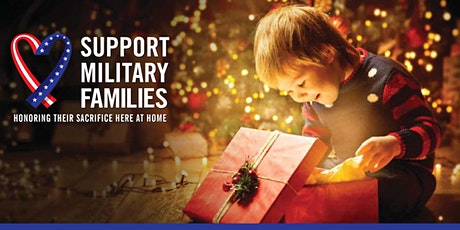 Fayetteville Military Spouse  & Littlest Heroes Christmas Care Packages tickets