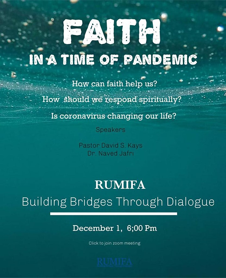 Faith in a time of Pandemic image