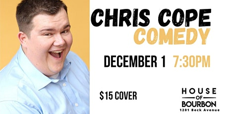 Chris Cope Comedy! tickets