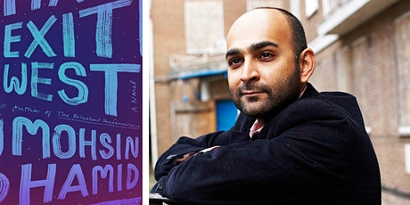 """NYU SPS Academy of Lifelong Learning Book Club: """"Exit West"""" by Mohsin Hamid tickets"""