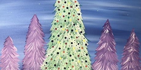 Oh Christmas Tree -Paint Night with Buzzed Arts tickets
