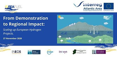 From Demonstration to Regional Impact: Scaling up EU Hydrogen Projects entradas