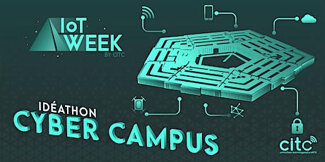 Idéathon Cyber Campus en Métropole Européenne de Lille billets