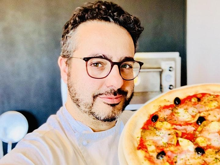 Immagine Corso Pizze in Teglia alla Romana (Online)