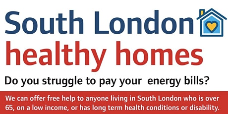 South London Healthy Homes Scheme :  Free webinar for frontline staff tickets