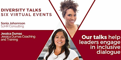 Diversity Talks - Virtual Event - How/when to do a Land Acknowledgement tickets