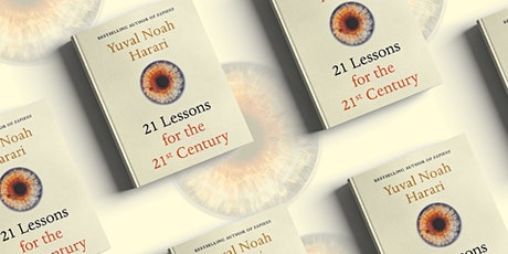 EBBC Helsinki / Online  Launch - 21 Lessons for the 21st Century tickets