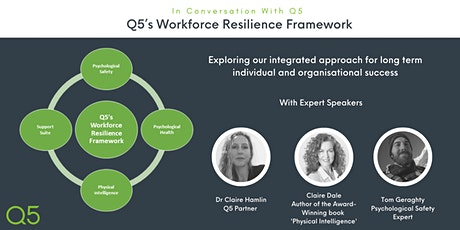 Q5's Workforce Resilience Toolkit tickets