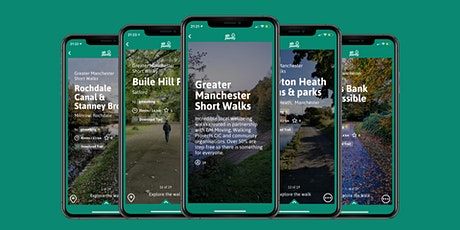Workshop with Go Jauntly – learn how to create your own walks for the app tickets