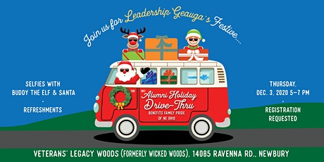 Leadership Geauga's Festive Alumni Holiday Drive-Thru tickets