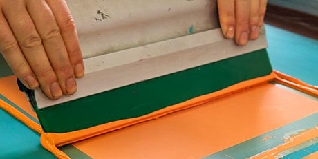 Screenprinting Weekend Course tickets