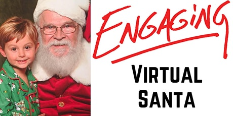 Engaging Virtual Santa tickets