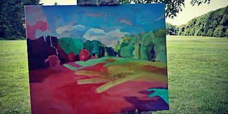Summer School 2021: Ginny Elston: En Plein Air - Oil Painting by the Sea tickets