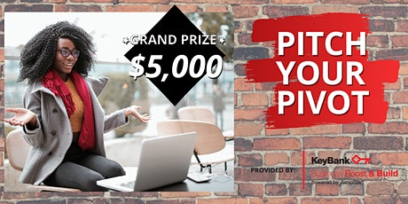 Pitch Your Pivot tickets