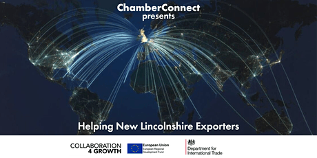 ChamberConnect: Helping New Lincolnshire Exporters tickets