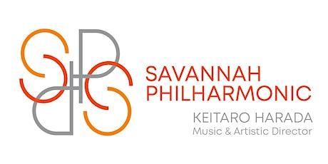 Savannah Philharmonic Chatham Club Dinner  on December 2 tickets