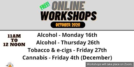 Tobacco & e-cigs Information Session