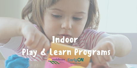 Play & Learn - Ilderton tickets