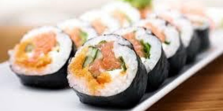 Nestle Inn Cooking Class: Make Sushi at Home tickets